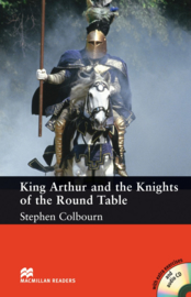 King Arthur and the Knights of the Round Table Reader with Audio CD