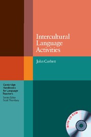Intercultural Language Activities Paperback with CD-ROM