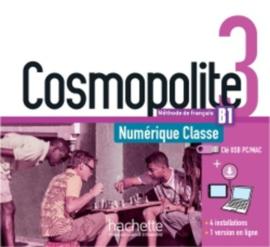 Cosmopolite 3 B1 - Manuel numérique classe