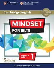 Mindset for IELTS Level1 Student's Book with Testbank and Online Modules with Testbank