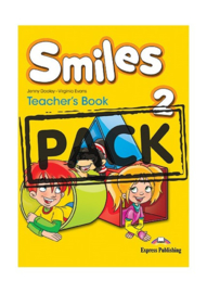 Smiles 2 Teacher's (with Let's Celebrate & Posters) (international)