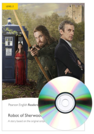 Doctor Who: The Robot of Sherwood Book & CD Pack
