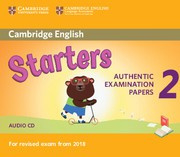 Cambridge English Young Learners 2 Starters Audio CDs (2)