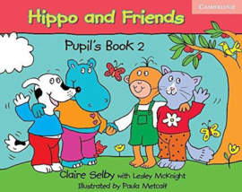 Hippo and Friends Level2 Pupil's Book