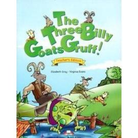 The Three Billy Goats Gruff Teacher's Edition