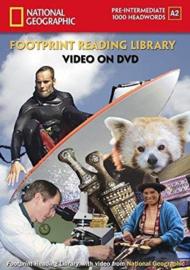 Footprint Reading Library 1000 - Dvd (x1)