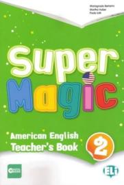 Super Magic 2 Teacher's Book + 2 Audio Cds