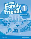 Family And Friends Level 1 Workbook