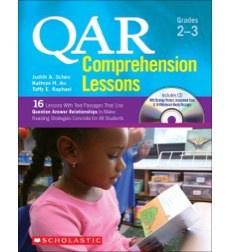 QAR Comprehension Lessons: Grades 2-3