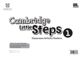 Cambridge Little Steps Level 1 Classroom Activity Posters