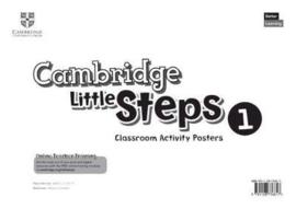 Cambridge Little Steps Level 1 Classroom Activity Posters