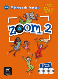Zoom 2 – Pack de 3 CD audio