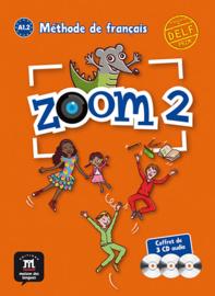 Zoom 2 – Pack de 3 CD audio