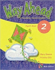 Way Ahead New Edition Level 2 Posters