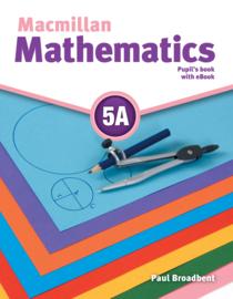 Macmillan Mathematics Level 5 Pupil's Book + eBook Pack A