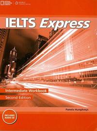 IELTS Express Intermediate Workbook + Audio Cd