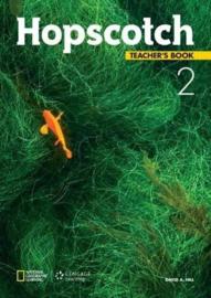 Hopscotch Level 2 Teacher's Book + Class Audio Cd + Dvd
