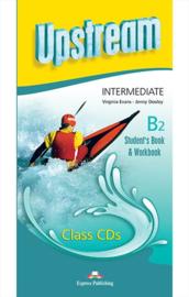 Upstream B2 Class Cds (set Of 5) (3rd Edition)