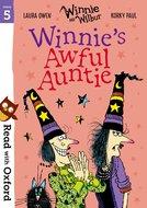 Winnie and Wilbur: Winnie's Awful Auntie
