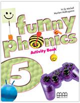 Funny Phonics 5 Activity Βook
