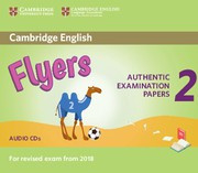 Cambridge English Young Learners 2 Flyers Audio CD
