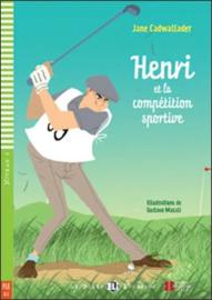 Henri Et La Competition Sportive + Downloadable Multimedia