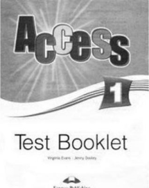 Access 1 Test Booklet (international)