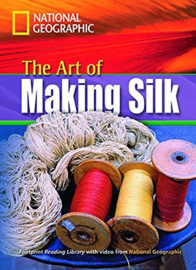 Footprint Reading Library 1600: Art Of Making Silkwith Book With Multi-rom (x1)