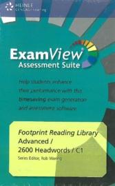 Footprint Reading Library 2600 - Examview Cd-rom (x1)
