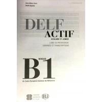 DELF Actif B1 Scolaire - Guide