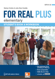 FOR REAL PLUS elementary Student's Pack + ezone
