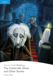 The Canterville Ghost & Other Stories Book