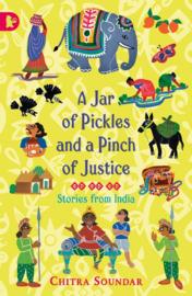 A Jar Of Pickles And A Pinch Of Justice (Chitra Soundar, Uma Krishnaswamy)