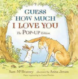 Guess How Much I Love You Pop-up (Sam McBratney, Anita Jeram)