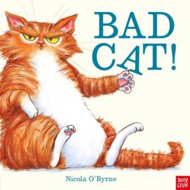 Bad Cat (Paperback Picture Book)