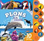 Plons in de oceaan, 10 oceaan geluiden (Paperback / softback)