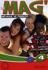 Le mag' 4 - Livre de l'élève