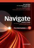Navigate Pre-intermediate B1 Teacher's Guide With Teacher's Support And Resource Disc