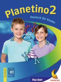 Planetino 2 – Digitaal Studentenboek