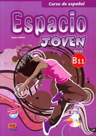 Espacio Joven B1.1 - Libro del alumno