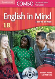 English in Mind Second edition Level1B Combo with DVD-ROM