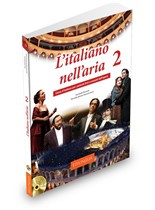L'italiano nell'aria 2 + Audio CD