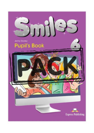 Smiles 6 Pupil's Book With Iebook (international)