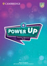 Power Up Level6 Teacher's Resource Book with Online Audio