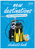 New Destinations Pre-intermediate Students Book