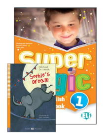 Super Magic 1 Student's Book