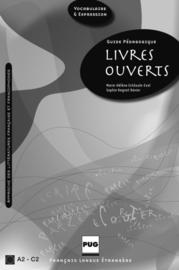 Livres ouverts - Guide pédagogique - A2-C1