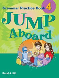 Jump Aboard Level 4 Grammar Practice Book