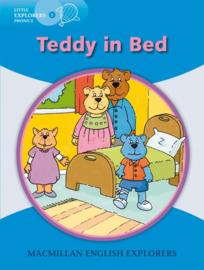 Little Explorers B -  Teddy in Bed Reader