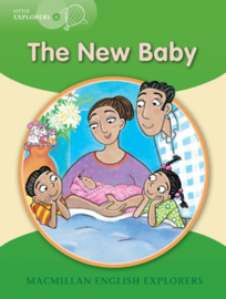 Little Explorers A -  The New Baby Big Book